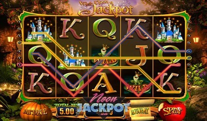 Wish Upon a Jackpot Slot screenshot 3