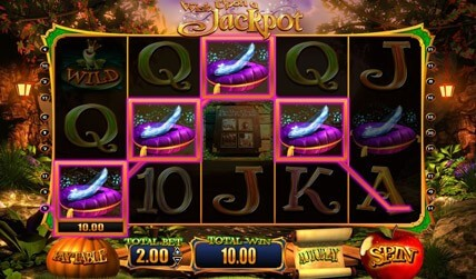 Wish Upon a Jackpot Slot screenshot 2